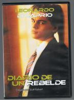 PELICULA En DVD - Original Usada - Diario De Un Rebelde - Leonardo De Caprio - Sin Clasificación