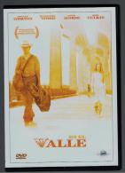PELICULA En DVD - Original Usada - EN EL VALLE - Sin Clasificación