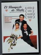PELICULA En DVD - Original Usada - EL BANQUETE DE BODA - Sin Clasificación