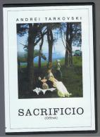 PELICULA En DVD - Original Usada - SACRIFICIO - Sin Clasificación