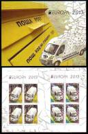 BULGARIA \ BULGARIE - 2013 - Europa 2013 - Carnet** - Nuevos