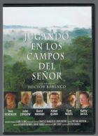 PELICULA En DVD - Original Usada - JUGANDO EN LOS CAMPOS DEL SEÑOR - Sin Clasificación