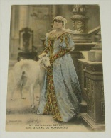 Marie Louise Derval  ::::: Artiste - Femmes - Théâtre - Spectacle - Cabarets - Robes - Chapeau - Costumes - Portrait - Entertainers