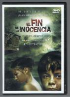 PELICULA En DVD - Original Usada - EL FIN DE LA INOCENCIA - Sin Clasificación