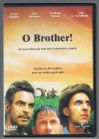 PELICULA En DVD - Original Usada - O BROTHER !  ---   George Clooney - Sin Clasificación