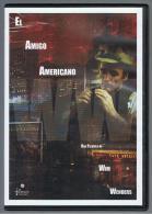 PELICULA En DVD - Original Usada - EL AMIGO AMERICANO - Sin Clasificación
