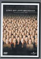 PELICULA En DVD - Original Usada - COMO SER JOHN MALKOVICH - Sin Clasificación