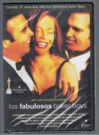 PELICULA En DVD - Original - LOS FABULOSOS BAKER BOYS (NUEVA PRECINTADA) - Sin Clasificación