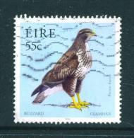 IRELAND  -  2010  Birds Of Prey - Buzzard   55c  FU  (stock Scan) - 1949-... République D'Irlande