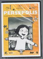 PELICULA En DVD - Original  - PERSEPOLIS (NUEVA PRECINTADA) - Sin Clasificación