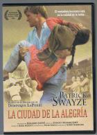 PELICULA En DVD - Original Usada - LA CIUDAD DE LA ALEGRIA - Sin Clasificación