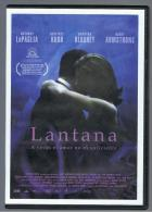 PELICULA En DVD - Original Usada - LANTANA - Sin Clasificación