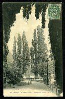 75019 - Buttes Chaumont - Sortie De La Grotte - Arrondissement: 19
