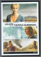 PELICULA En DVD - Original Usada - LEJOS DE LA TIERRA QUEMADA - Sin Clasificación