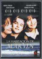 PELICULA En DVD - Original Usada - LA HABITACION DE MARVIN - Sin Clasificación