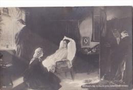 CPA, THE DOCTOR,LUKE FIELDES,RUSSIE - Malerei & Gemälde