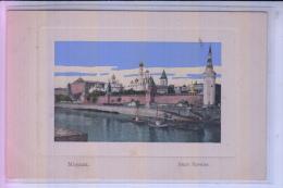 RU - RUSSLAND - MOSKAU / KREMEL/Kremlin - Color - Russland
