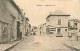 Juin13 2416 : Suippes  -  Rue Saint-Antoine - Francia