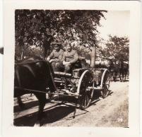 Photo Originale 14-18 Une Cuisine Mobile Allemande (A31, Ww1, Wk1) - Guerre 1914-18
