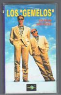 PELICULA En VHS - Original Usada -  LOS GEMELOS GOLPEAN DOS VECES - Video Tapes (VHS)