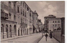 CHIAVARI (GE) - CORSO VITTORIO EMANUELE - F/P - N/V - Genova (Genoa)