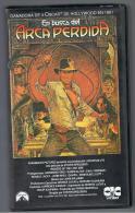 PELICULA En VHS - Original Usada - EN BUSCA DEL ARCA PERDIDA - Video Tapes (VHS)
