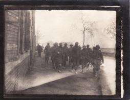 Photo Originale 14-18 Prisonniers Anglais (A31, Ww1, Wk1) - Guerra 1914-18