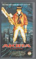 PELICULA En VHS - Original Usada - AKIRA - Manga