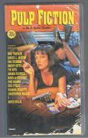 PELICULA En VHS - Original Usada - PULP FICTION - Videocasette VHS