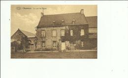 Chaumont Gistoux La Cure De L'Eglise - Chaumont-Gistoux