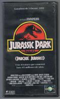 PELICULA En VHS - Original Usada - JURASIC PARK - Videocasette VHS