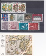 ISLANDE - ANNEE 1984 SAUF 567/8  ** ( EUROPA )  COTE = 38 EUROS - Islande