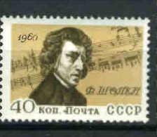 RUSSIE - 1960 CHOPIN - Muziek