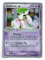 Carte Pokemon Gardevoir Ex 150 PV, Holo, 2004, Petites Traces De Plis - Pokemon