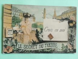 """Le Secret Du Timbre : """" CROIS EN MOI"""". - Women"""