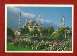 TURKEY-ISTAMBUL-BLUE MOSQUE - Turquie