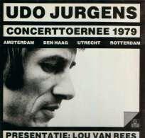 * LP *  UDO JÜRGENS - CONCERTTOERNEE 1979 (Holland EX-!!!) JURGENS - Vinylplaten