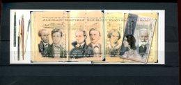 223 260 388 BELGIE POSTFRIS MINT NEVER HINGED POSTFRISCH EINWANDFREI Ocb  B111 3995 3996 3997 3998 3999 - Postzegelboekjes 1953-....