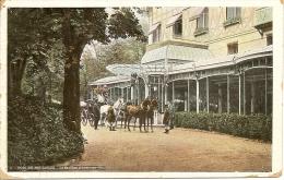 ~ 92  ~ BOIS DE  BOULOGNE  .   Le  Pavillon D 'armenoville - Boulogne Billancourt