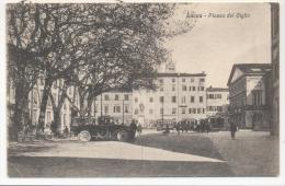 4812-LUCCA-PIAZZA DEL GIGLIO-ANIMATA-1930-FP - Lucca