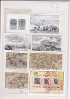 ISLANDE -  BLOCS N° 5 + 7/12 + 14/17 + 21 + 23 + 26 + 29 ** COTE = 151 EUROS - Collections, Lots & Séries