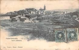 Espagne - Fuenterrabia - Vista General - Espagne