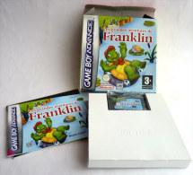 JEU NINTENDO GAME BOY ADVANCE LES GRANDES AVENTURES DE FRANKLIN En Boîte Avec Livret - Nintendo Game Boy