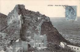 Espagne - Jativa - Vista Del Castil - Autres