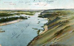 Assuan. Partie De Nile - Aswan