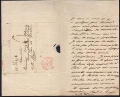 Albertine De STAEL-HOLSTEIN Duchesse De BROGLIE 1798-1838 Autographe 1828 Fille De Madame De Stael - Autographes