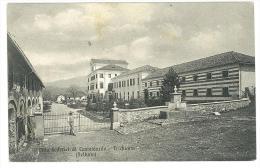CARTOLINA - RARA - VILLA FEDERICI DI CASTELDARDO TRICHIANA - BELLUNO  - VIAGGIATA NEL 1909 - Belluno
