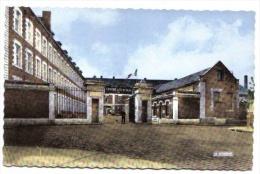 Cambrai, La Caserne, Centre De Sélection, Animée, Militaire, La Cigogne - André Leconte 59.122.56 - Cambrai
