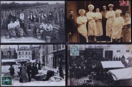 1SUPERBE LOT DE 250 CARTES TOUS GENRES DES TOP / DES SELECTIONS / ETC - 100 - 499 Postkaarten
