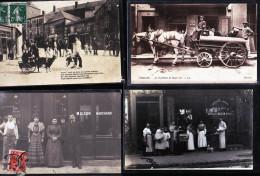 SUPERBE LOT DE 250 CARTES TOUS GENRES DES TOP / DES SELECTIONS / ETC - 100 - 499 Postkaarten